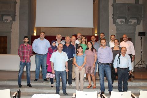 Mediterranean Task Force meeting, Florence, Italy