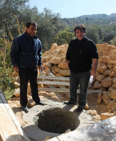 Water Conservation in Balqa, Jordan