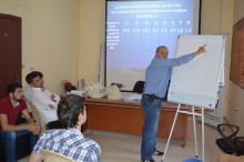 Hermel Training Course on Sampling Methodologies, Lebanon