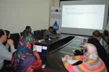 Baalbek Training Course on GIS -Geographical Information Systems, Lebanon