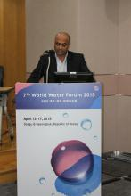 Water-DROP project participates to the 7th World Water Forum in Seoul, Republic of Korea