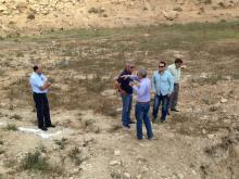 Field visit to Lebanon pilot sites in Hermel and Batroun