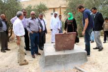Fighting water scarcity: the Water-DROP project encourages rainwater harvesting in Jordan