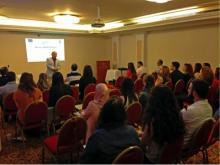 Water-DROP Capitalization seminar in Lebanon