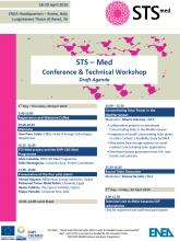 Participation to ENPI CBC MED STS-Med Conference