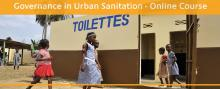 UN e-learning course on Governance in Urban Sanitation