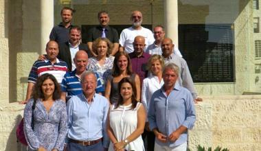 3rd Water-Drop Project Management Unit, SC and FB meeting, Amman, Jordan