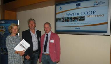 Water-DROP Kick Off Meeting,Italy