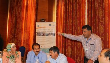 Water-DROP attended the R-KNOW regional Conference in Sharm El Sheikh, Egypt