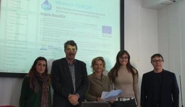 Seminar on Water-Drop Project Dissemination of results