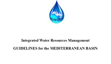 Integrated Water Resources Management GUIDELINES for the MEDITERRANEAN BASIN