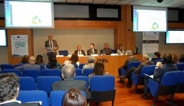 """Water-Drop project Capitalization seminar - """"Italian experiences in ENPI CBC MED projects"""""""