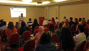 Water-DROP Capitalization seminar in Lebanon