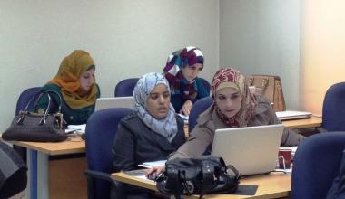 Training course on GIS for Water Cycle Management in Amman, Jordan