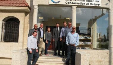 Steering Committee Meeting in Amman, Jordan
