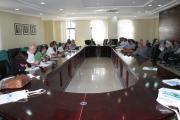 Water-Drop meeting at Balqa Governorate headquarters in Jordan