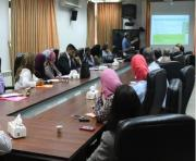 Water-DROP Round table for stakeholders' involvement in Palestine